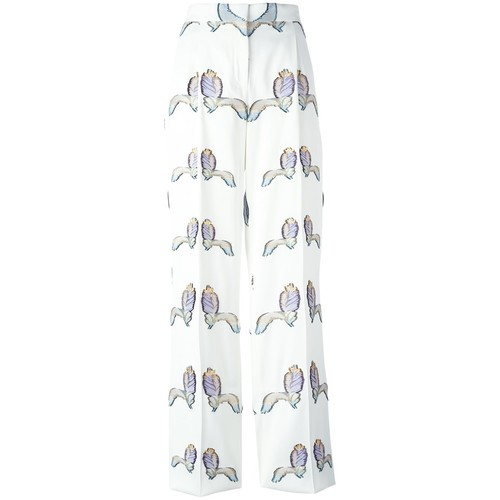 EMILIO PUCCI Embroidered Trousers