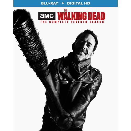 The Walking Dead: Season 7 [Includes Digital Copy] [UltraViolet] [Blu-ray] [14 Discs]
