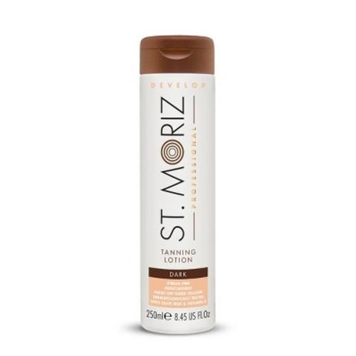St. Moriz Instant Self Tanning Lotion Dark - 200ml