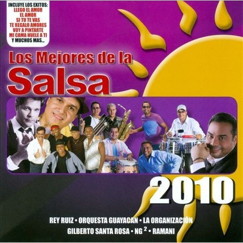 Las Mejores Salsas De Los 80 Y 90 [CD]