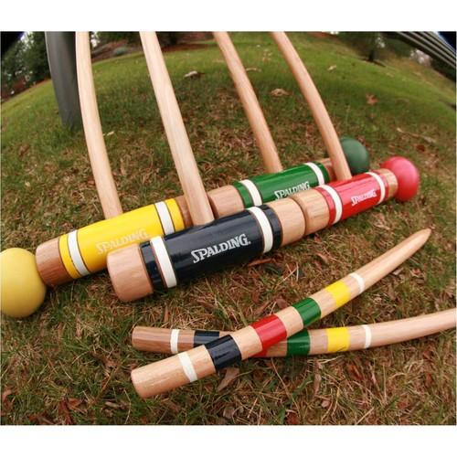 Spalding Recreational Series Croquet Set