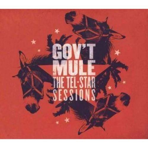 Gov't mule - Tel star sessions (CD)