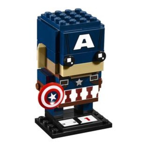 LEGO BrickHeadz Marvel Captain America (41589)
