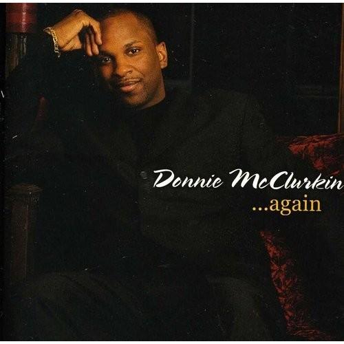 Donnie McClurkin Again [CD]