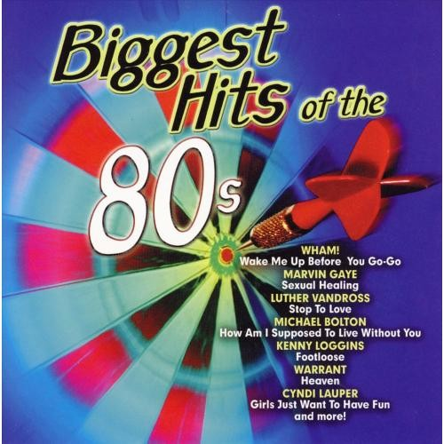 Biggest Hits of the 80's [CD]