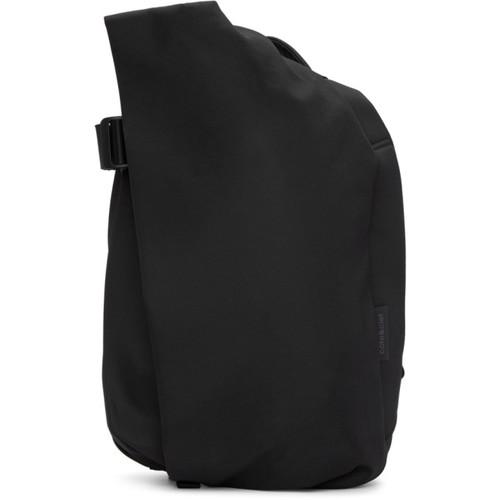 Black Medium Isar Backpack