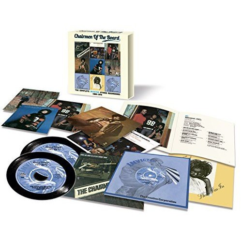 The Complete Invictus Studio Recordings: 1969 -1978 [CD]