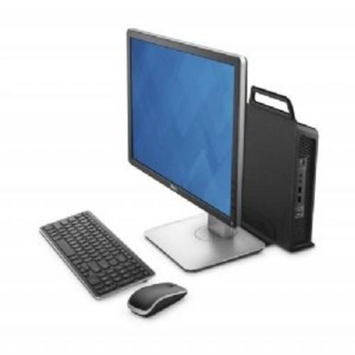 DELL OptiPlex Micro All in One Mount - micro PC enclosure, Security lock slot, for OptiPlex 3020 (micro), 3040 (micro), 7040 (micro), 9020 (micro), Black - 482-BBBN