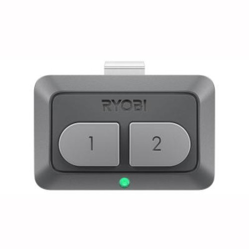 Ryobi Garage Door Opener Car Remote