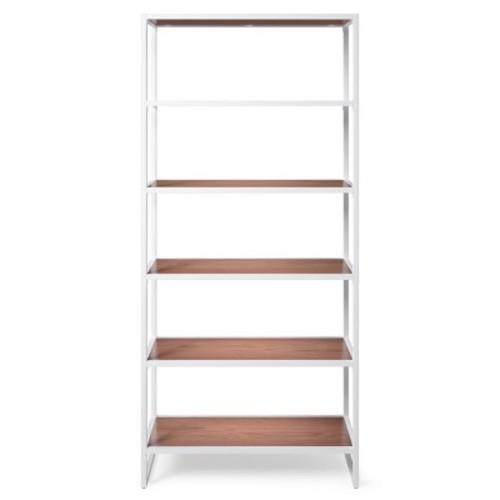 Boone Kids 5 Shelf Bookcase - Campanula White - Pillowfort