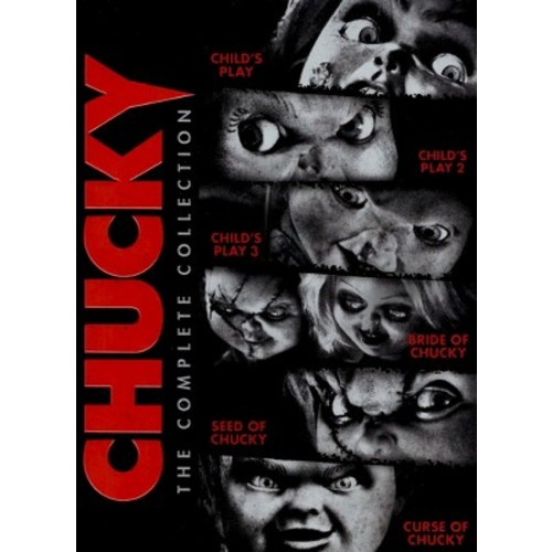Chucky: The Complete Collection [6 Discs] [DVD]