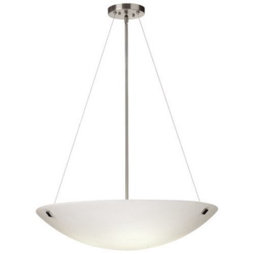 Philips Consumer Luminaire Crossroads 4 Light Bowl Pendant