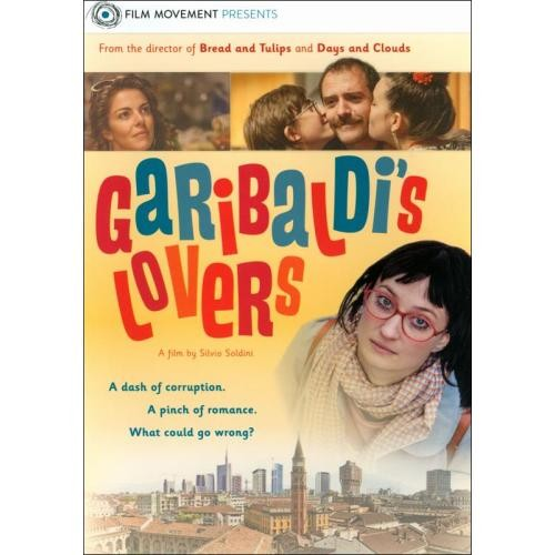 Garibaldi's Lovers [DVD] [2012]