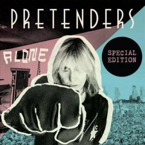 Pretenders - Alone (CD)