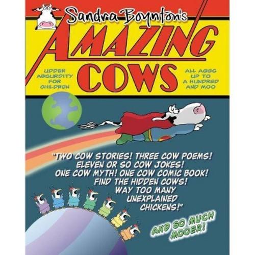 Amazing Cows (Paperback)