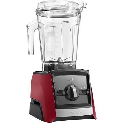 Vitamix - Ascent 2300 Series Blender - Red