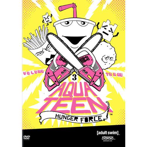 Aqua Teen Hunger Force, Vol. 3 (Full Frame)