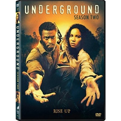 Underground: Season Two [DVD]
