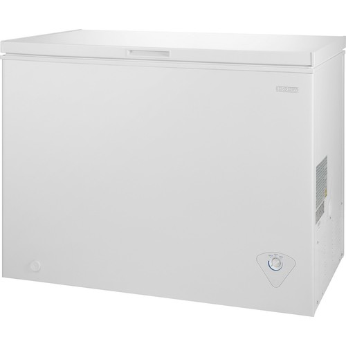 Insignia - 10.2 Cu. Ft. Chest Freezer - White
