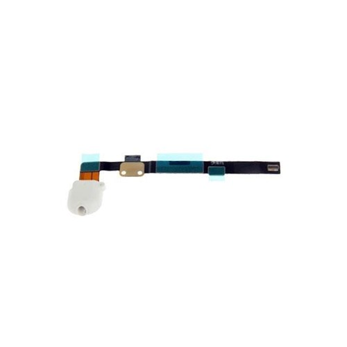 OEM Version Audio Jack Ribbon Flex Cable for iPad mini 1 / 2 / 3 (White)