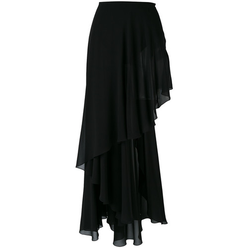 SAINT LAURENT Asymmetric Skirt