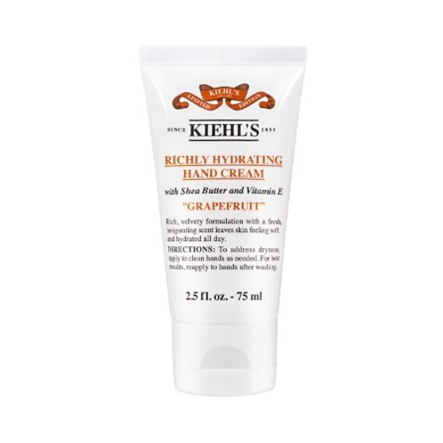 Richly Hydrating Grapefruit Hand Cream