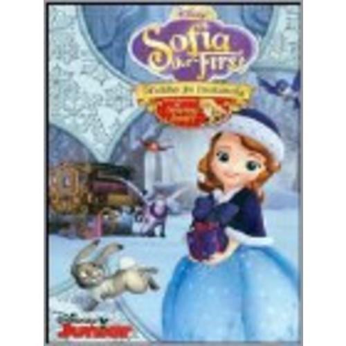 Disney Jr. Sofia the First: Holiday in Enchancia DVD