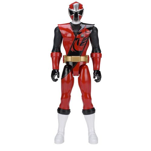 Power Rangers Ninja Steel 12 inch Action Figure - Red Ranger