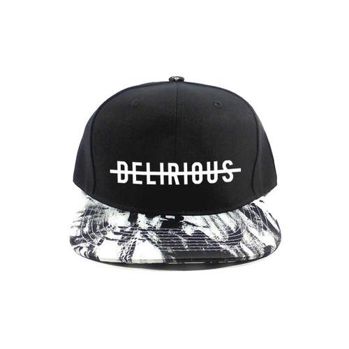 Delirious Brush Snapback Hat