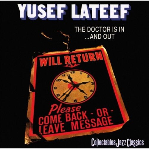 The Doctor Is In & Out [CD]