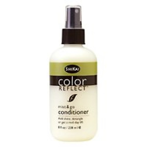 ShiKai - Color Reflect Mist & Go Conditioner, Spray On & Leave-In, Adds Shine & Detangles, Moisturizing & De-Frizzing Plant-Based Salon Quality Natural Hair Care