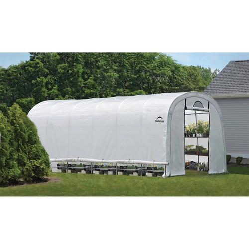 ShelterLogic Grow it Heavy Duty Walk-Thru Greenhouse (12 ft H x 24 ft L x 8 ft W)