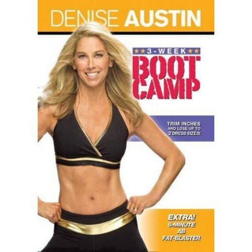 Denise Austin: 3-Week Boot Camp DD2