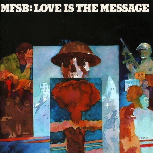Love Is the Message [CD]