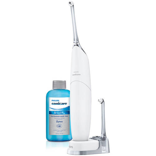 Philips Sonicare - AirFloss Ultra Flosser - White with grey accents