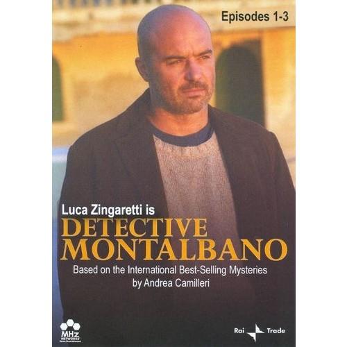 Detective Montalbano: Episodes 1-3 [3 Discs] [DVD]