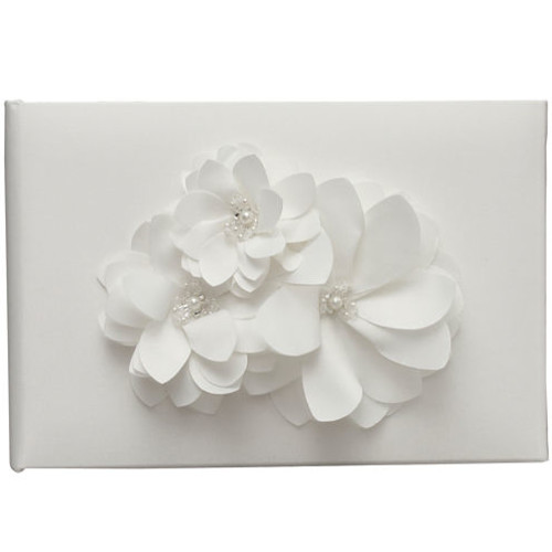 Ivy Lane Design Water Lily Guest Book