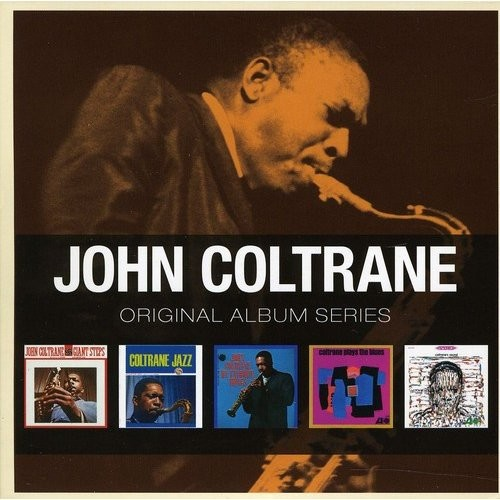 Original Album Series By John Coltrane (Audio CD)
