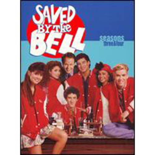 Saved by the Bell: Seasons Three & Four [4 Discs]