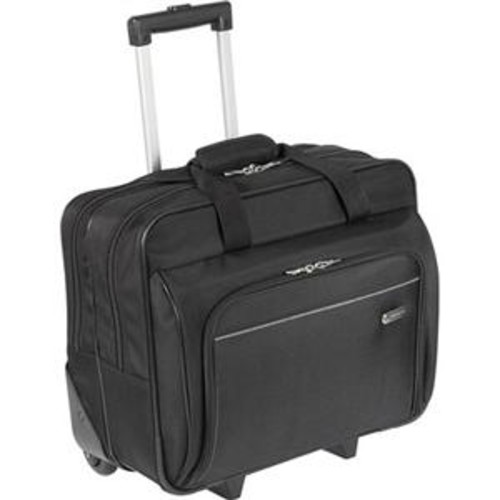 Targus TBR003US 15.4 - 15.6in Rolling Laptop Case,Black TBR003US
