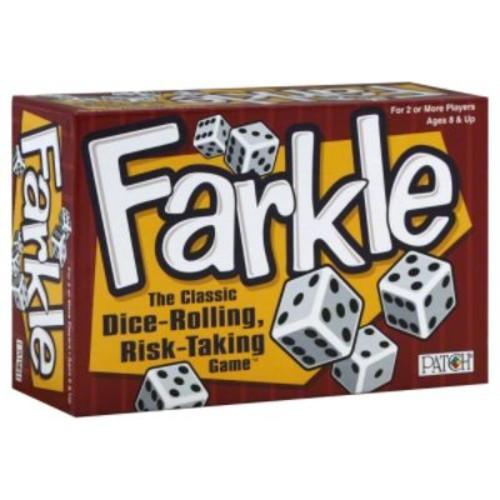 PlayMonster Farkle Game BoxFarkle