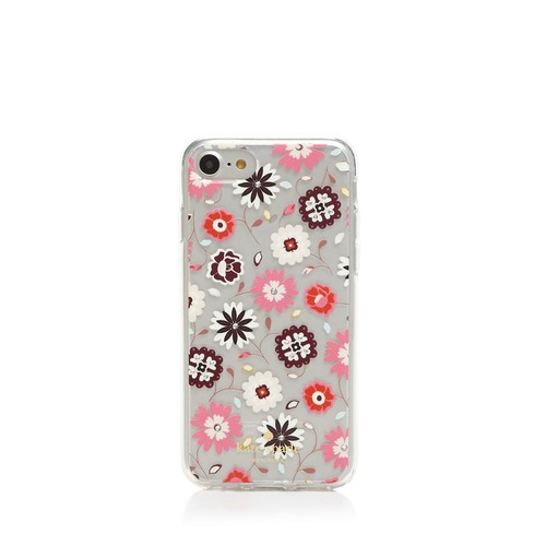 Jeweled Casa Flower iPhone 7/8 Case
