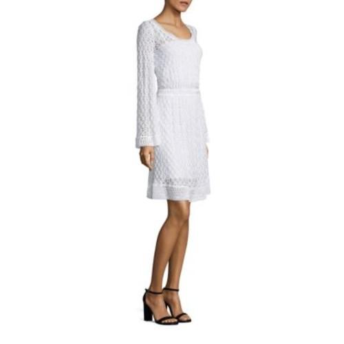 MISSONI Bell Sleeve Lace Dress