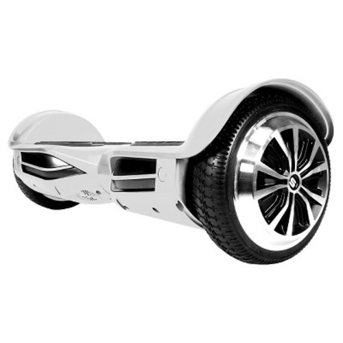Swagtron T3 Hoverboard, White 89717-5