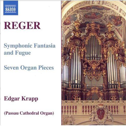 Reger: Organ Works, Vol. 7 [CD]