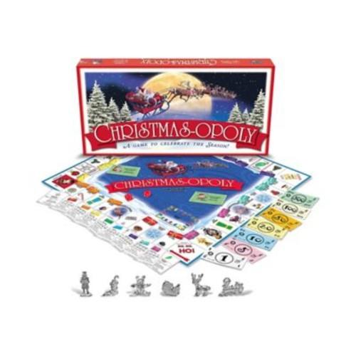 Christmas-Opoly Board Game