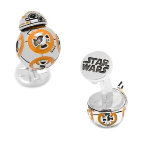 Star Wars 3D BB-8 Cufflinks