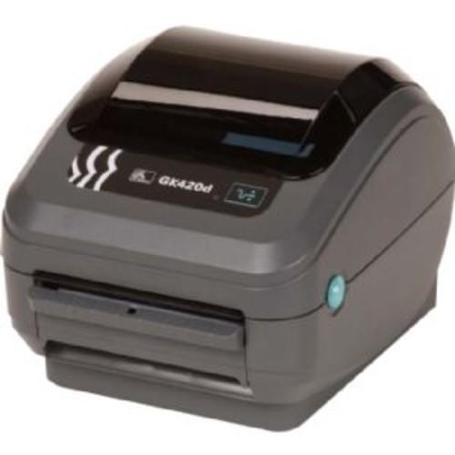 Zebra Technologies G-Series GK420d - Label printer - thermal paper - Roll