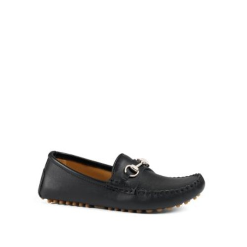 GUCCI Kid'S Leather Driving Moccasins