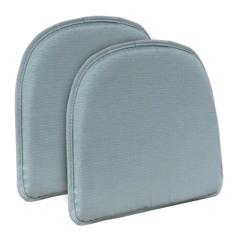 The Gripper Non-Slip Chair Pad, Melody Blue